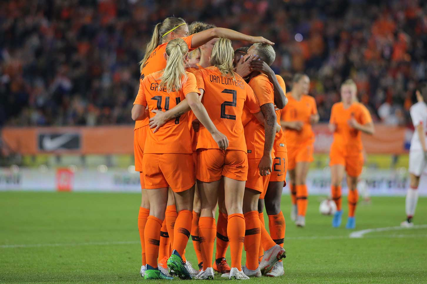 Voetbalvrouwen web